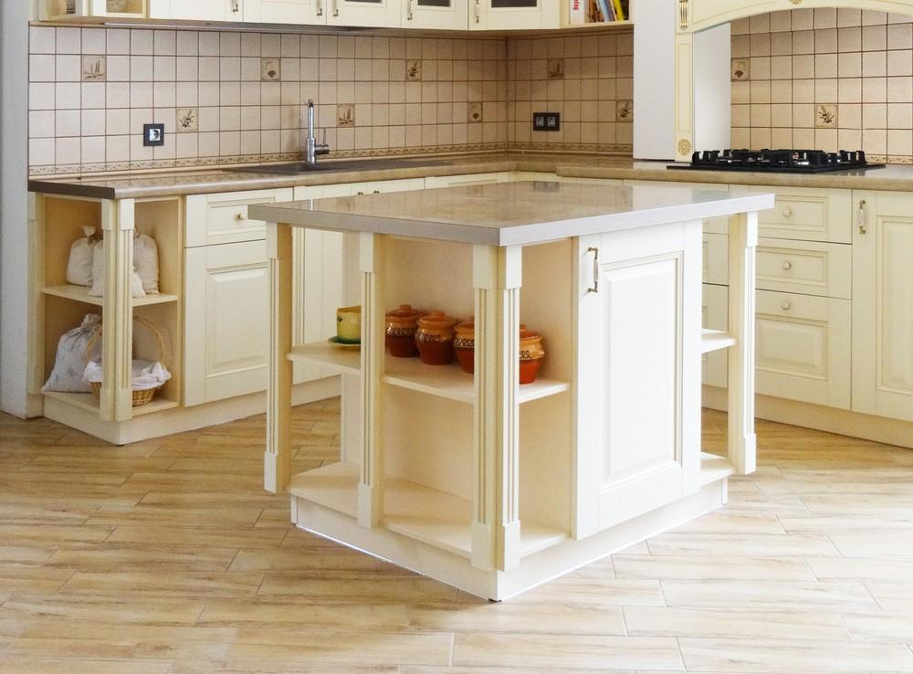 Акриловые кухни-Кухня из акрила «Модель 302»-фото2