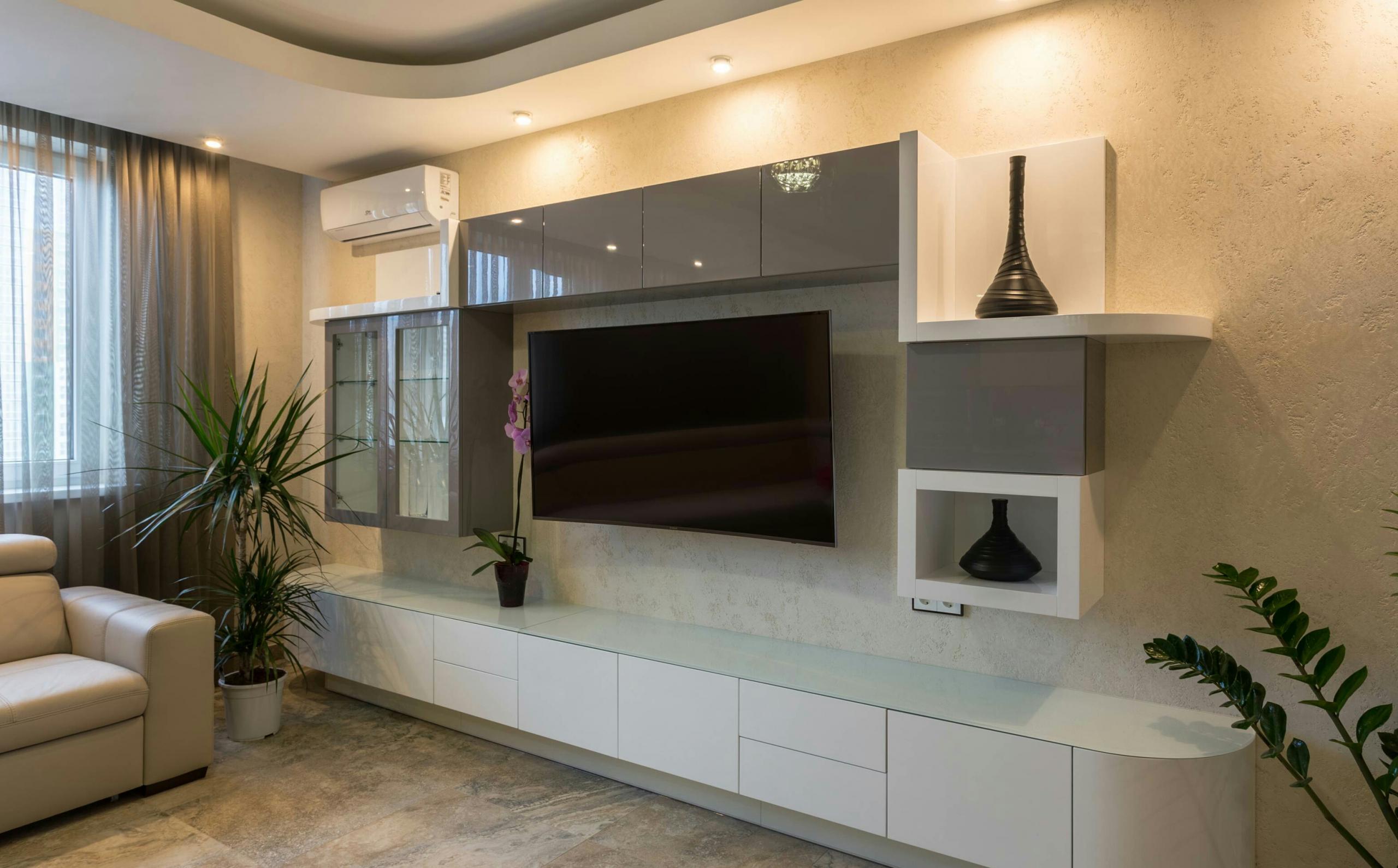 Гостиные-Стенка для гостиной «Модель 1»-фото4