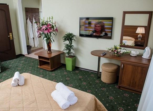 Торговая мебель-Мебель для гостиницы «Модель 217»-фото2