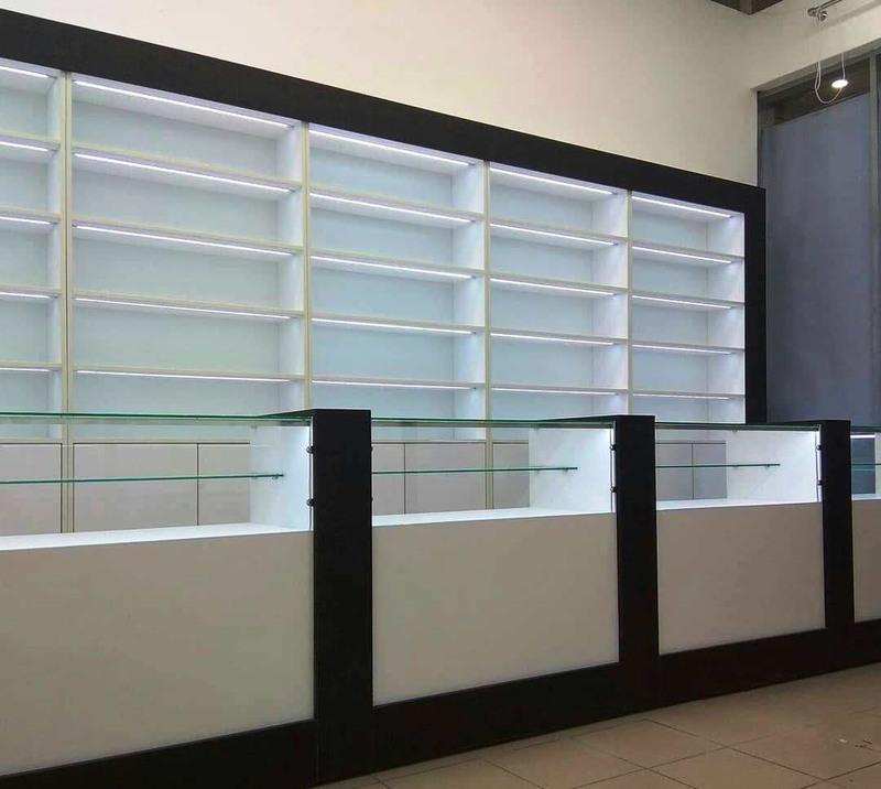 Магазин косметики-Мебель для магазина «Модель 172»-фото1
