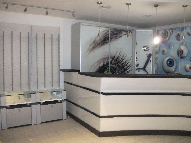 Торговая мебель-Мебель для оптики «Модель 213»-фото2