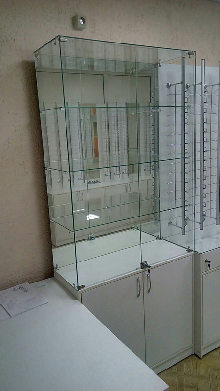 Торговая мебель-Мебель для оптики «Модель 201»-фото4