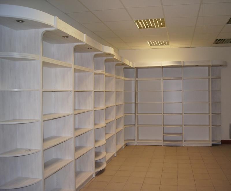 Торговая мебель-Мебель для магазина «Модель 5»-фото2