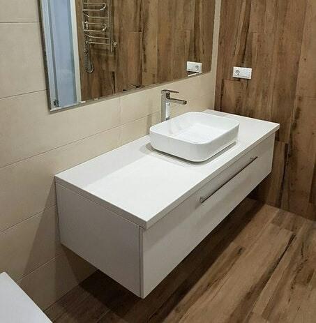 Мебель для ванной комнаты-Мебель для ванны «Модель 41»-фото1