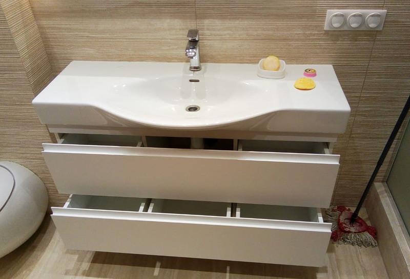 Мебель для ванной комнаты-Мебель для ванной «Модель 29»-фото1