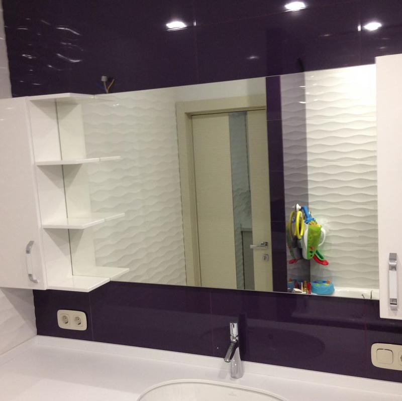 Мебель для ванной комнаты-Мебель для ванной «Модель 58»-фото2