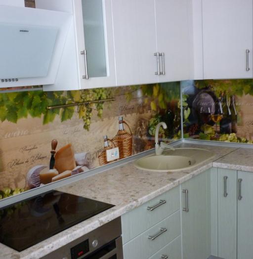 -Кухня МДФ в ПВХ «Модель 216»-фото6