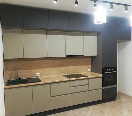 -Кухня МДФ в ПВХ «Модель 99»-фото23