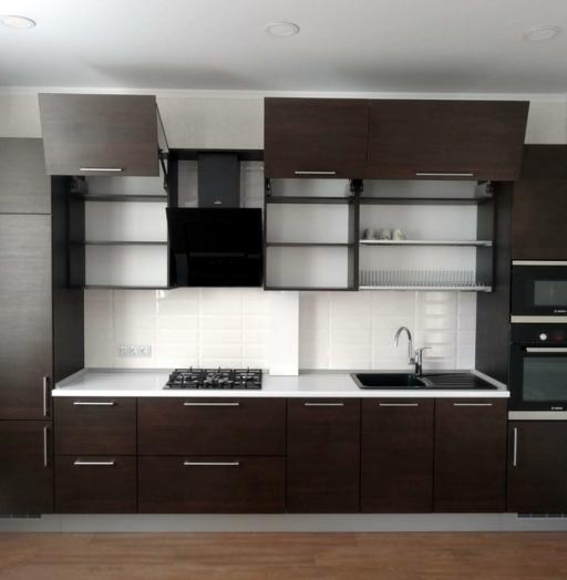 -Кухня из пластика «Модель 188»-фото16