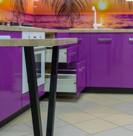-Кухня МДФ в ПВХ «Модель 45»-фото21