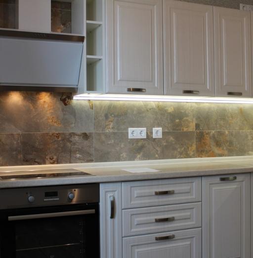 -Кухня из пластика «Модель 132»-фото29