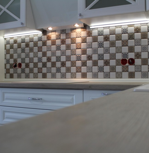 -Кухня МДФ в ПВХ «Модель 82»-фото30