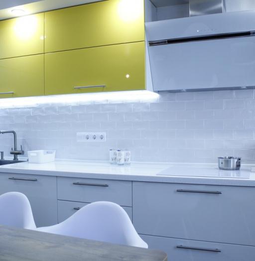 -Кухня МДФ в эмали «Модель 200»-фото11