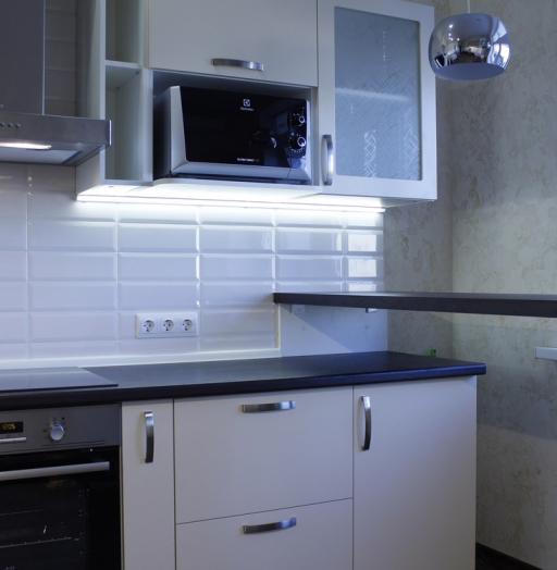 -Кухня из пластика «Модель 201»-фото17