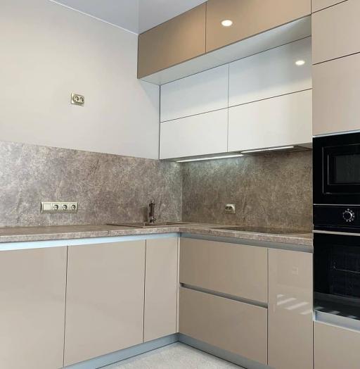 -Кухня из пластика «Модель 633»-фото16